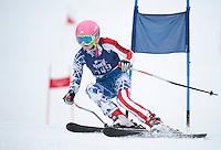 Mac Cup giant slalom at Wildcat 1st run Pinkham Notch, NH