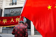 France, PARIS, 28 January 2017. Chinese New Year's parade in Arts et Métiers area. France, PARIS, 28 January 2017. Chinese New Year's parade in Arts et Métiers area.