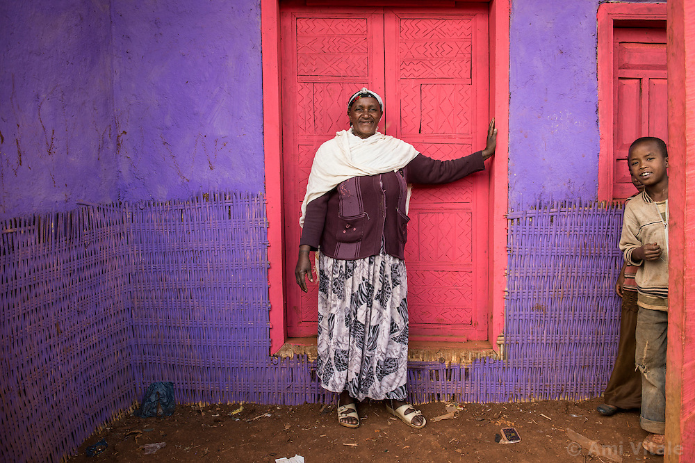 Ethiopia, April, 2013. (Photo By Ami Vitale)