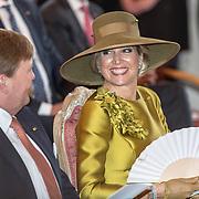 LUX/Luxemburg/20180523 - Staatsbezoek Luxemburg dag 1,  Koning Willem Alexander, Koningin Maxima