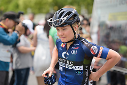 Emilie Moberg at Tour of Chongming Island - Stage 2. A 135.4km road race from Changxing Island to Chongming Island, China on 6th May 2017.