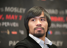 "Manny Pacquiao v ""Sugar"" Shane Mosley"