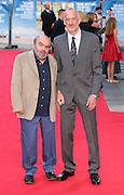 22-09-14: 'What We Did on Our Holiday' - <br /> World Premiere, Guy Jenkin; Andy Hamilton arrive<br /> ©Exclusivepix