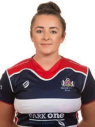 Courtney Bishop of Bristol Rugby Ladies - Mandatory by-line: Dougie Allward/JMP - 25/08/2016 - FOOTBALL - Cleve RFC - Bristol, England - Bristol Rugby Ladies