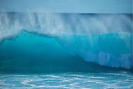 USA, Hawaii, Molokai, Kepuhi beach, West Molokai, breaking wave