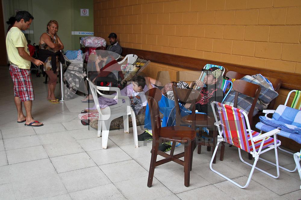 SÃO PAULO,SP,10 JANEIRO 2013 - MEGALIQUIDAÇÃO MAGAZINE LUIZA - Movimentação na loja Magazine Luiza do Shopping Aricanduva na zona leste, nesta quinta-feira, 10. No local havera um Mega Liquidação. FOTO ALE VIANNA / BRAZIL PHOTO PRESS.