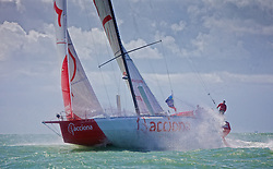 Imoca 60 Acciona 100% Ecopowered