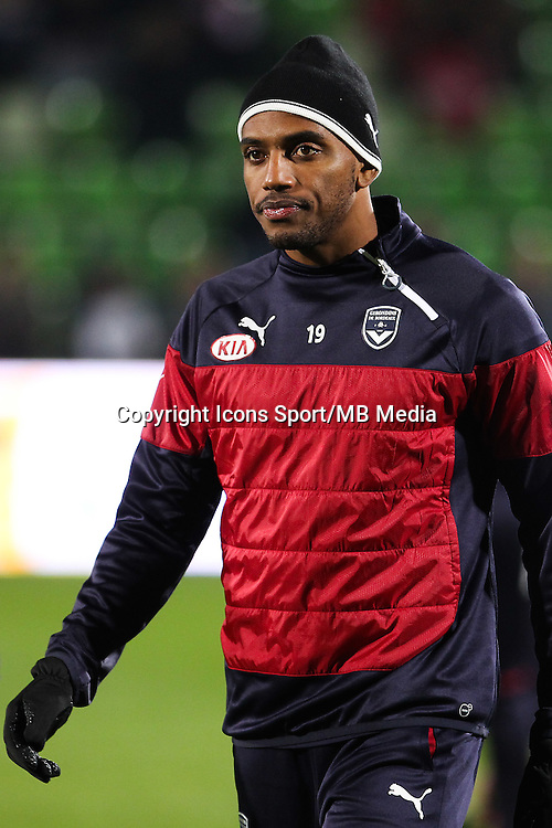 Nicolas MAURICE BELAY - 03.12.2014 - Metz / Bordeaux - 16eme journee de Ligue 1 -<br />