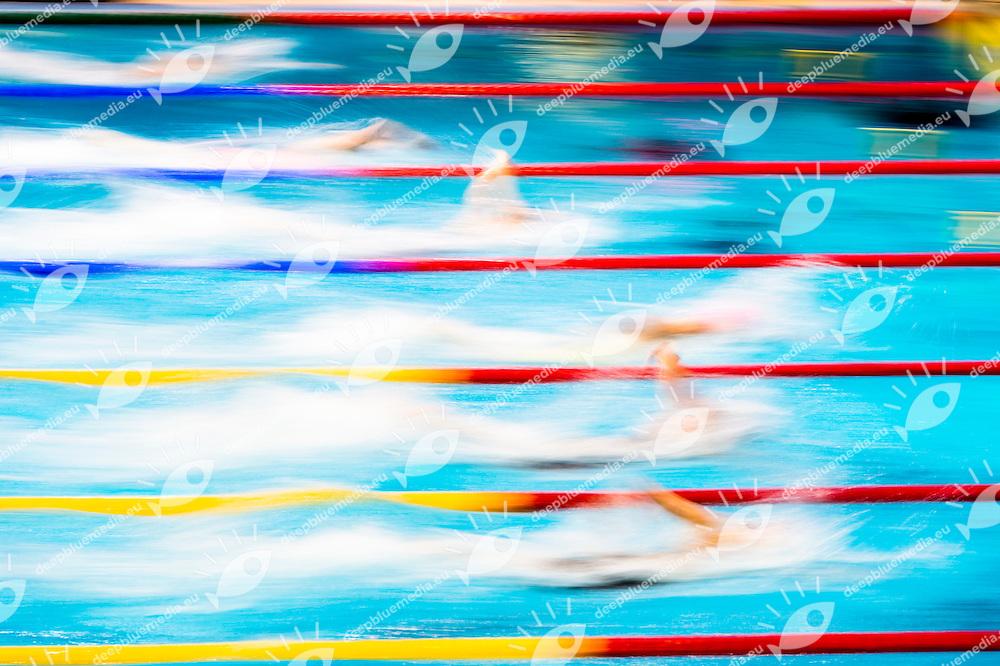 start<br /> 100m Freestyle Women Heats<br /> Netanya, Israel, Wingate Institute<br /> LEN European Short Course Swimming Championships Dec. 2 - 6, 2015 Day02 Dec.03<br /> Nuoto Campionati Europei di nuoto in vasca corta<br /> Photo Giorgio Scala/Deepbluemedia/Insidefoto
