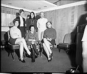 1970 – 10/03 Girls on ESB Training Course