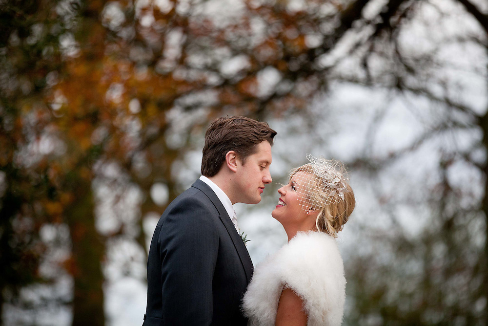 Jacqueline and Ricky's wedding at Ballymagarvey Village, Co Meath, Ireland.<br /> <br /> Pictures James Horan Solas Weddings