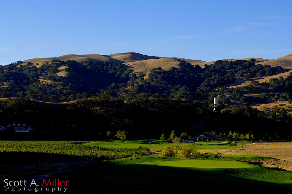 Oct. 9, 2006; Livermore, Cailf., USA: No. 17 on The Course at Wente Vineyards in Livermore, Calif. ..©2006 Scott A. Miller