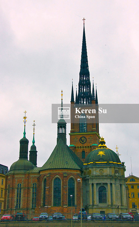 Riddarholm Church, Stockholm, Sweden