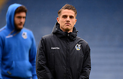Tom Nichols of Bristol Rovers - Mandatory by-line: Alex James/JMP - 10/02/2018 - FOOTBALL - Kassam Stadium - Oxford, England - Oxford United v Bristol Rovers - Sky Bet League One