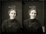 The barber shop slasher, the back-street abortionist and the 'parasite in a skirt': Vintage Australian mugshots reveal some of the country's earliest women criminals<br /> <br /> Haunting images of the past have emerged, showing vintage black and white portraits of Australian women.<br /> But these are no ordinary women. These are the not-so-innocent faces of convicted criminals who were put behind bars from the 1880s to 1930s.<br /> Among them include the infamous razor gangster and prominent madam of the times - Matilda 'Tilly' Devine.<br /> Others include backyard abortionists, drug dealers and those convicted of bigamy, drunkenness and theft.<br /> most of them were sent to the State Reformatory for Women, Long Bay - south of Sydney - which is now known as Long Bay Correctional Complex.<br /> <br /> <br /> Photo shows:  Leslie Selina Gertrude Rees, criminal record number 224LB, 8 October 1915. State Reformatory for Women, Long Bay, NSW<br /> <br /> Leslie Rees was convicted of bigamy at the Moree Quarter Sessions and was sentenced to four months light labour. Women from regional centres were transferred to Sydney to serve their time. Age unknown.<br /> ©NSW Police Gazette/Exclusivepix