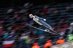 24.01.2020, Wielka Krokiew, Zakopane, POL, FIS Weltcup Skisprung, Zakopane, Herren, Qualifikation, im Bild Daniel Huber (AUT) // Daniel Huber (AUT) during his Qualification Jump of FIS Ski Jumping world cup at the Wielka Krokiew in Zakopane, Poland on 2020/01/24. EXPA Pictures © 2020, PhotoCredit: EXPA/ Tadeusz Mieczynski