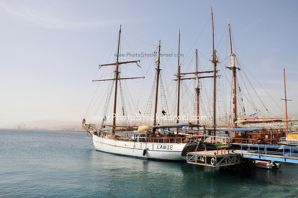 Israel, Eilat Yachts