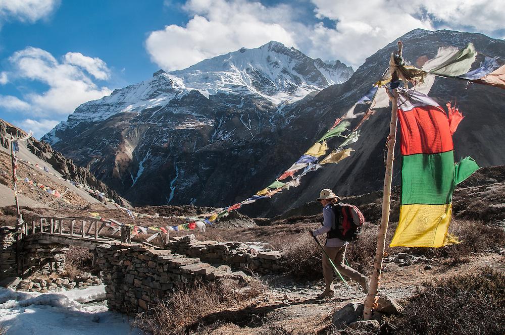 Nepal, Annapurna Region,