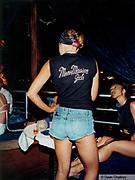 A Manumission girl Ibiza 2001