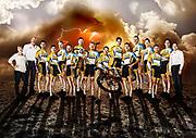 Telenet Fidea Cycling Team<br /> Picture : Frank Abbeloos