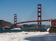 5 Places to View the Golden Gate