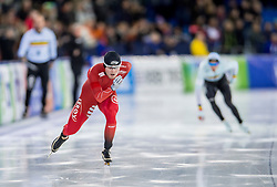 10-12-2016 NED: ISU World Cup Speed Skating, Heerenveen<br /> 1500 m men / Sverre Lunde Pedersen NOR