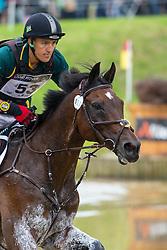 Alexander Peternell, (RSA), Asih - Eventing Cross Country test - Alltech FEI World Equestrian Games™ 2014 - Normandy, France.<br /> © Hippo Foto Team - Leanjo de Koster<br /> 31/08/14
