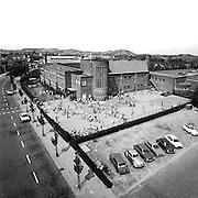 Den Haag 01-06-1976<br /> Laan van Poot<br /> Monessori school op de Haagse Laan van Poot bestaat 60 jaar<br /> <br /> © Ronald Speijer