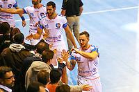 Valentin Porte - 01.04.2015 - Toulouse / Cesson Rennes - 19eme journee de Division 1<br />Photo : Manuel Blondeau / Icon Sport