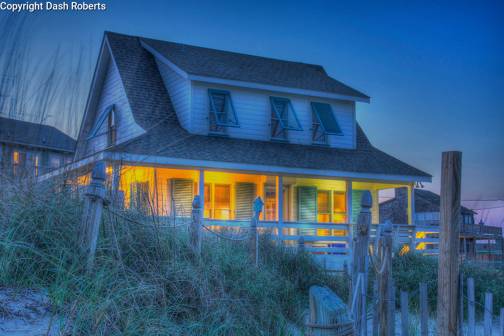 Beach cottage in Rodanthe, North Carolina
