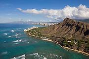 Diamond Head Lighthouse, Honolulu,Oahu, Hawaii