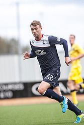 Falkirk's Rory Loy.<br /> Falkirk 2 v 1 Queen of the South, Scottish Championship 5/10/2013, played at The Falkirk Stadium.<br /> &copy;Michael Schofield.