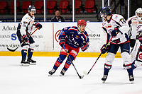 2019-10-13   Tyringe, Sweden: Tyringe SoSs (72) Isac Bexdal during the game between Tyringe SoSs and Halmstad Hammers at Tyrs Hov (Photo by: Jonathan Persson   Swe Press Photo)<br /> <br /> Keywords: Tyrs Hov, Tyringe, Hockeyettan, Hockeyettansödra, Tyringe SoSs, Halmstad Hammers, (Match code th191013)