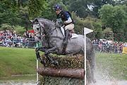 STRIKE SMARTLY ridden by Daisy Berkeley at Bramham International Horse Trials 2016 at  at Bramham Park, Bramham, United Kingdom on 11 June 2016. Photo by Mark P Doherty.