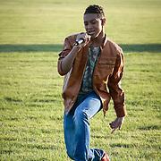 NLD/Loosdrecht/20130603 - Presentatie single jongensgroep Mainstreet voor Verschrikkelijke Ikke 2 , Owen Playfair