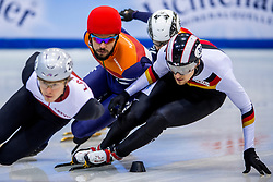 14-01-2018 DUI: ISU European Short Track Championships 2018 day 3, Dresden<br /> Sjinkie Knegt NED #2