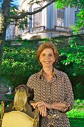 A Governadora do Rio Grande do Sul, Yeda Crusius nos jardins do Palácio Piratini, em Porto Alegre. FOTO: Jefferson Bernardes / Preview.com