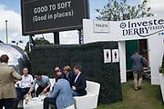 Investec Derby, Epsom. June 2 2018