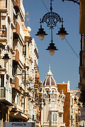 Old town in Catragena town Spain , Costa Blanca . Photo by Piotr Gesicki