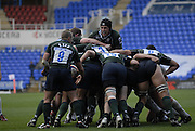 Reading, GREAT BRITAIN,  Nick KENNEDY, directing the push from the line out, during the EDF Energy Cup, rugby match, London Irish vs Saracens at the Madejski  Stadium, ENGLAND, 30/09/2006. [Photo, Peter Spurrier/Intersport-images]..