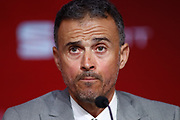 Luis Enrique during his presentation as the new coach of the Spanish football team on November 27, 2019 at Ciudad del Futbol in Las Rozas de Madrid, Spain - Photo Oscar J Barroso / Spain ProSportsImages / DPPI / ProSportsImages / DPPI