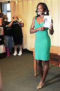 7 July 2010- New York, NY- Venus Williams at book signing held at Barnes & Nobles with Tennis Icon Venus Williams as she begins her promotion of her new book ' Come to Win ' published by HarperCollins, on July 7, 2010 in New York City.