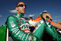 Tony Kanaan, Bombardier Learjet 550, Texas Motor Speedway, Ft. Worth, TX USA 6/7/08