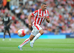 Jonathan Walters of Stoke City - Mandatory byline: Dougie Allward/JMP - 07966386802 - 09/08/2015 - FOOTBALL - Britannia Stadium -Stoke-On-Trent,England - Stoke City v Liverpool - Barclays Premier League