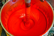 Pigment Dispersion - Paint Tinter - Industrial Colourant Manufacture