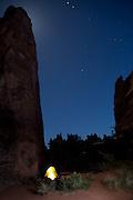 Devil's Pocket, Canyonlands National Park, Needles District,
