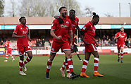 Crawley Town v Grimsby Town 09/03/2019