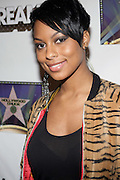 Brooke Crttnam(Harlem Heights) at The Dream's Black Tie Album Release Party held at The Hiro Ballroom on March 11, 2008 in New York City.  ..The Dream- Platinum-selling, award-winning, R&B Recording Artist, Writer and Producer, whose sophomore album, Love vs. Money, out NOW!