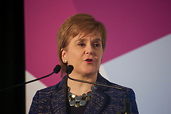 First Minister addresses the Scottish Renewables annual conference in Glasgow <br /> <br />  Terry Murden @edinburghelitemedia