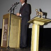 Opening Utrechts Filmfestival, premiere de Grot, staatssecretaris Rick van der Ploeg